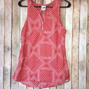 The North Face Bright Printed Organic Cotton Tunic